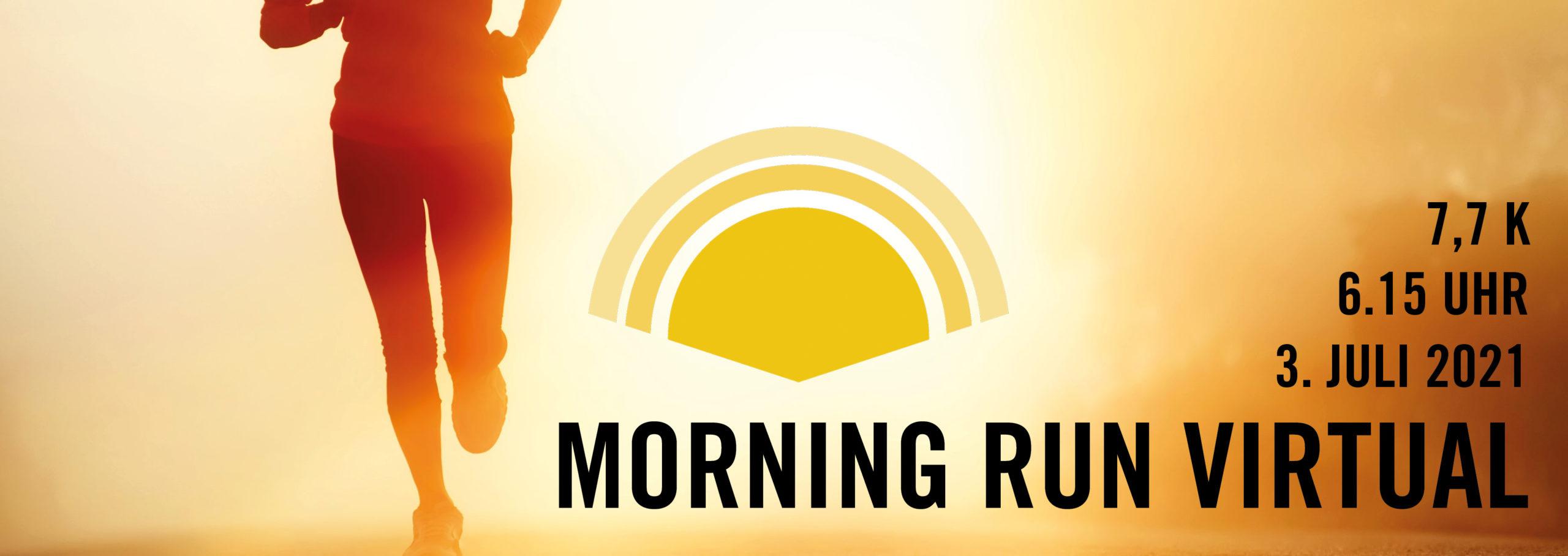 MORNING RUN VIRTUAL 2021 - Virtual Race